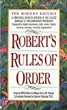 img - for Robert's Rules of Order: A Simplified, Updated Version of the Classic Manual of Parliamentary Procedure book / textbook / text book