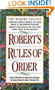 #9: Robert's Rules of Order: A Simplified, Updated Version of the Classic Manual of Parliamentary Procedure