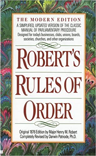 Roberts rules of order a simplified updated version of the roberts rules of order a simplified updated version of the classic manual of parliamentary procedure updated revised edition fandeluxe Image collections
