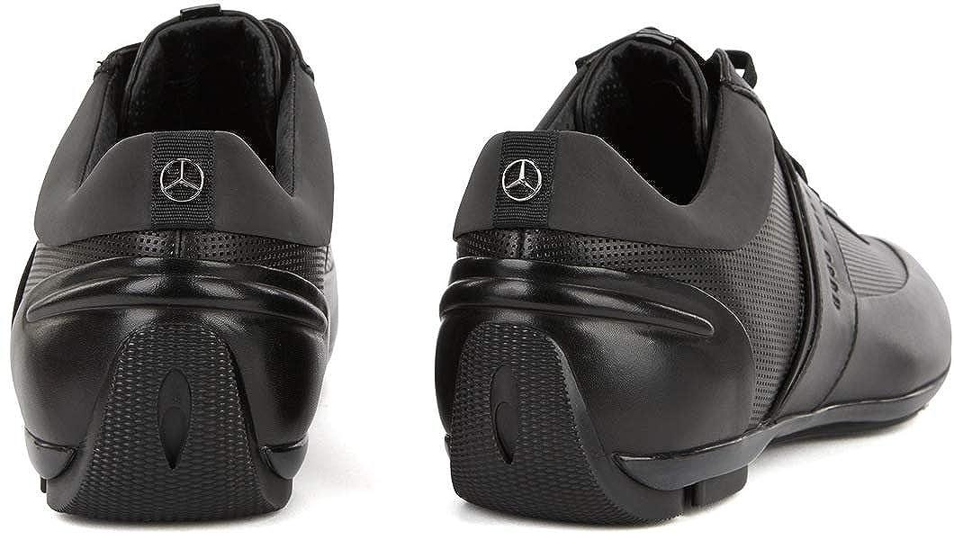 bcdee56c38 Hugo Boss Men's Mercedes-Benz Low-Top Sneakers/Shoes Dark Blue:  Amazon.co.uk: Shoes & Bags