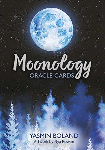 - Moonology Oracle Cards: A 44-Card Deck and Guidebook