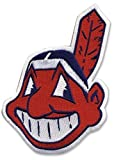 Cleveland Indians Chief Wahoo Jersey Sleeve Patch (2008) by Patch Collection
