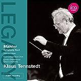 klaus tennstedt mahler symphonies - Mahler: Symphony No. 3
