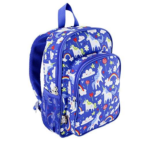 LONE CONE Kids' Canvas Preschool Backpack, Gary the Unicorn