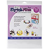 Grafix Ksf6-Cij Shrink Film, 6-Pack, Clear