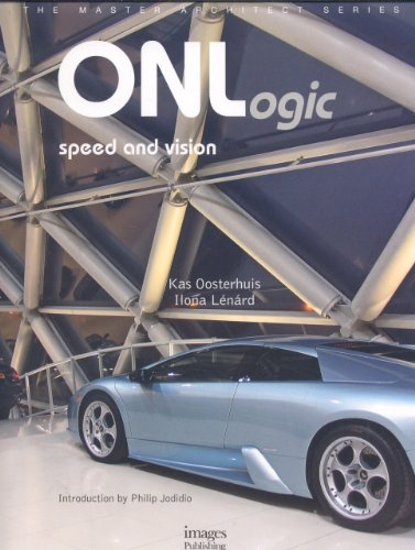 ONLogic: Speed and Vision   The Master Architect Series by Images Publishing Dist Ac