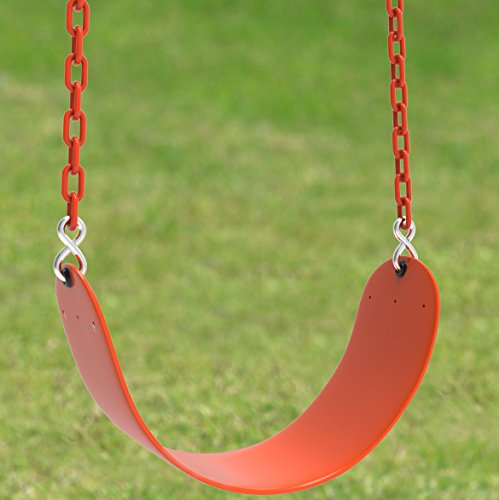 Swing Set Accessories - Kid Swing Seat for Outside Playground - Heavy Duty Tree Replacement Swings for Swing Set Parts