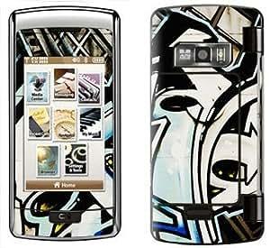 Graffiti Skin for LG enV Touch NV Touch VX11000 Phone