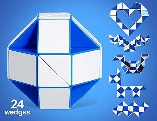 Rubik Snake Twist Puzzle 40 Widgets Big Size With Free 40 Patterns Interesting Rubik's Snake Patterns