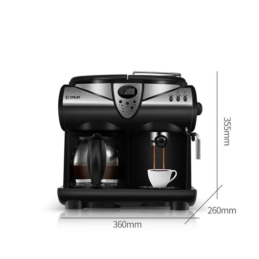 Máquina De Café Máquina De Café Cocina En El Hogar Pequeños Electrodomésticos, Pequeña Automática, Puede Cocinar 12 Tazas A La Vez, Café Americano Café ...