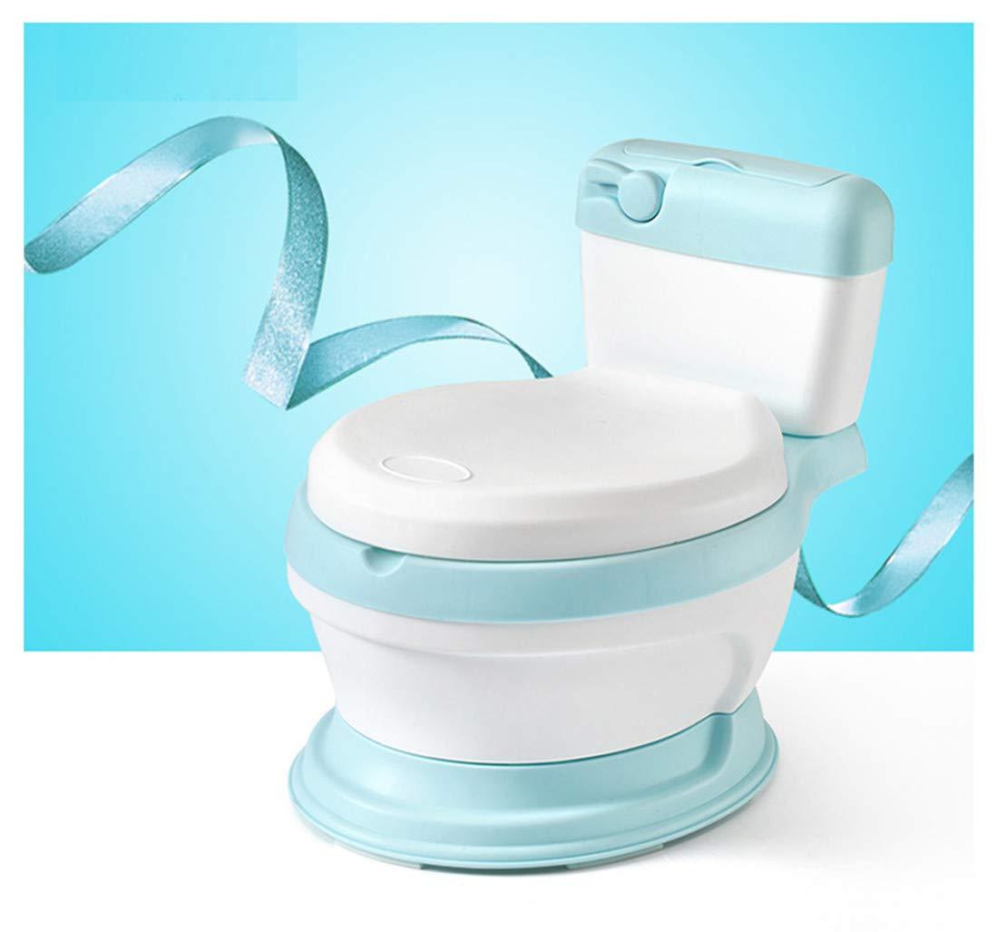 T/öpfchen Stuhl Stuhl Kindersimulations Toiletten S/äuglingspony Bouting Baby Kindertoilette Kinder-T/öpfchen WC//Klo