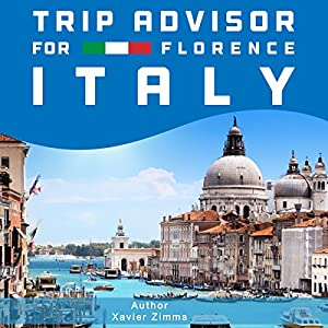 TripAdvisor for Florence, Italy Audiobook