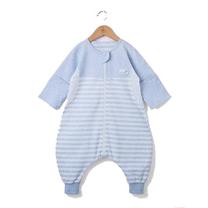 AA-SS-Baby Wrap Saco de Dormir de Muselina Acolchado de Primera Calidad para