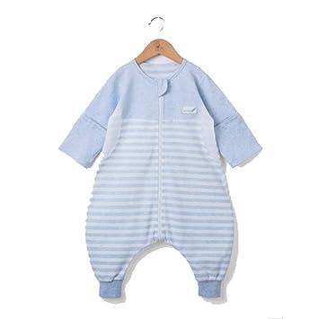 AA-SS-Baby Wrap Saco de Dormir de Muselina Acolchado de Primera Calidad para bebés.