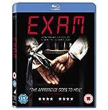 Exam (2009) [ Blu-Ray, Reg.A/B/C Import - United Kingdom ]