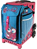 Zuca Bag Circlez (Pink Frame)