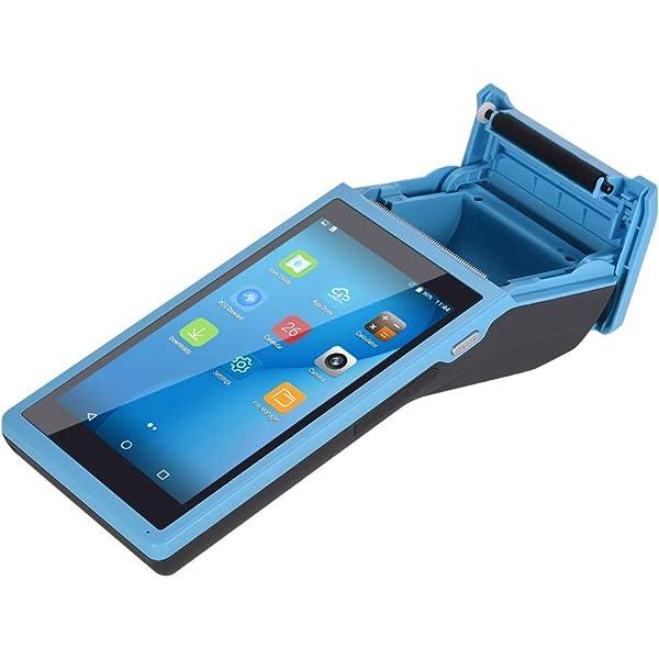 Festnight Todo en uno PDA Impresora Terminal inteligente de punto ...