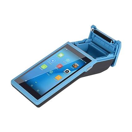 Festnight Todo en uno PDA Impresora Terminal inteligente de ...