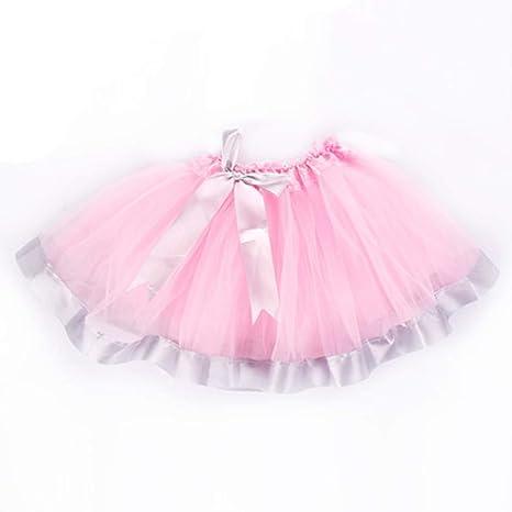 Covermason falda tutú para bebé, falda de ballet, falda de ...