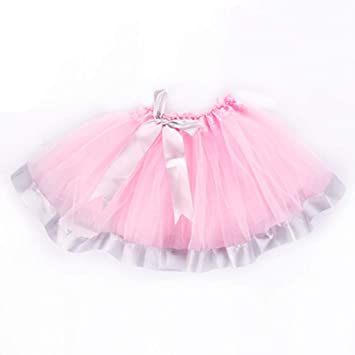 e17e4f5c35fb Amazon.com  Cute Little Girl Fluffy Skirt