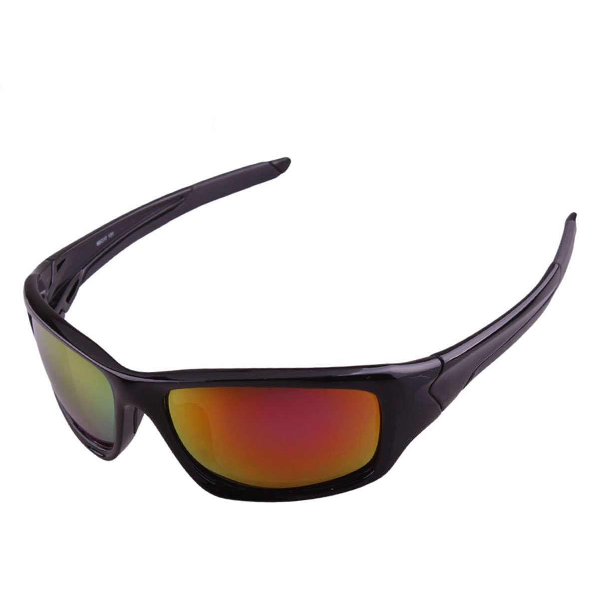 6e89cc3926 Beateff Polarized Sports Sunglasses for Men Women Running Cycling Fishing  Golf
