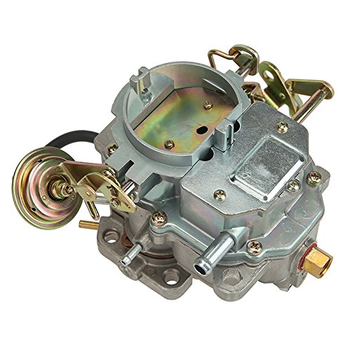 2bbl Carburetor Choke (Car Carburetor, Partol Carburetor Carb Replacement fit for Plymouth models & Dodge Truck 1966-1973 with 273-318 engine (Manual Choke))