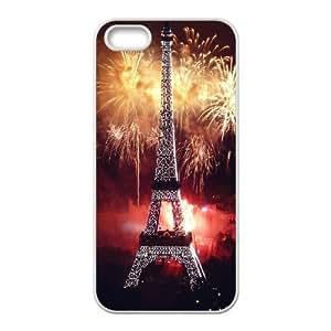 Iphone 5,5S Building Phone Back Case DIY Art Print Design Hard Shell Protection LK054201