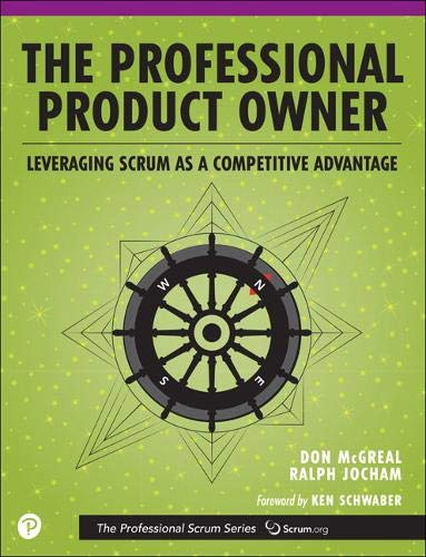 Professional Product Owner The  Leveraging Scrum As A Competitive Advantage  Professional Scrumn