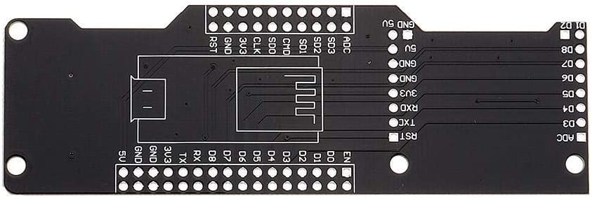 Gulakey Shield For WIFI Module ESP32//ESP-12F Development Board Spot Steuermodul