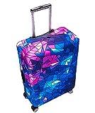 Myosotis510 Cute 3D Luggage Protector Suitcase