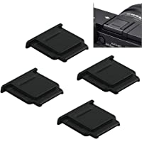 4 Pack Hot Shoe Cover Protector Cap for Sony A7RIV A6600 A6100 A6400 A6000 A6300 A6500 A7RIII A7III A7RII A7SII A7II A7R…