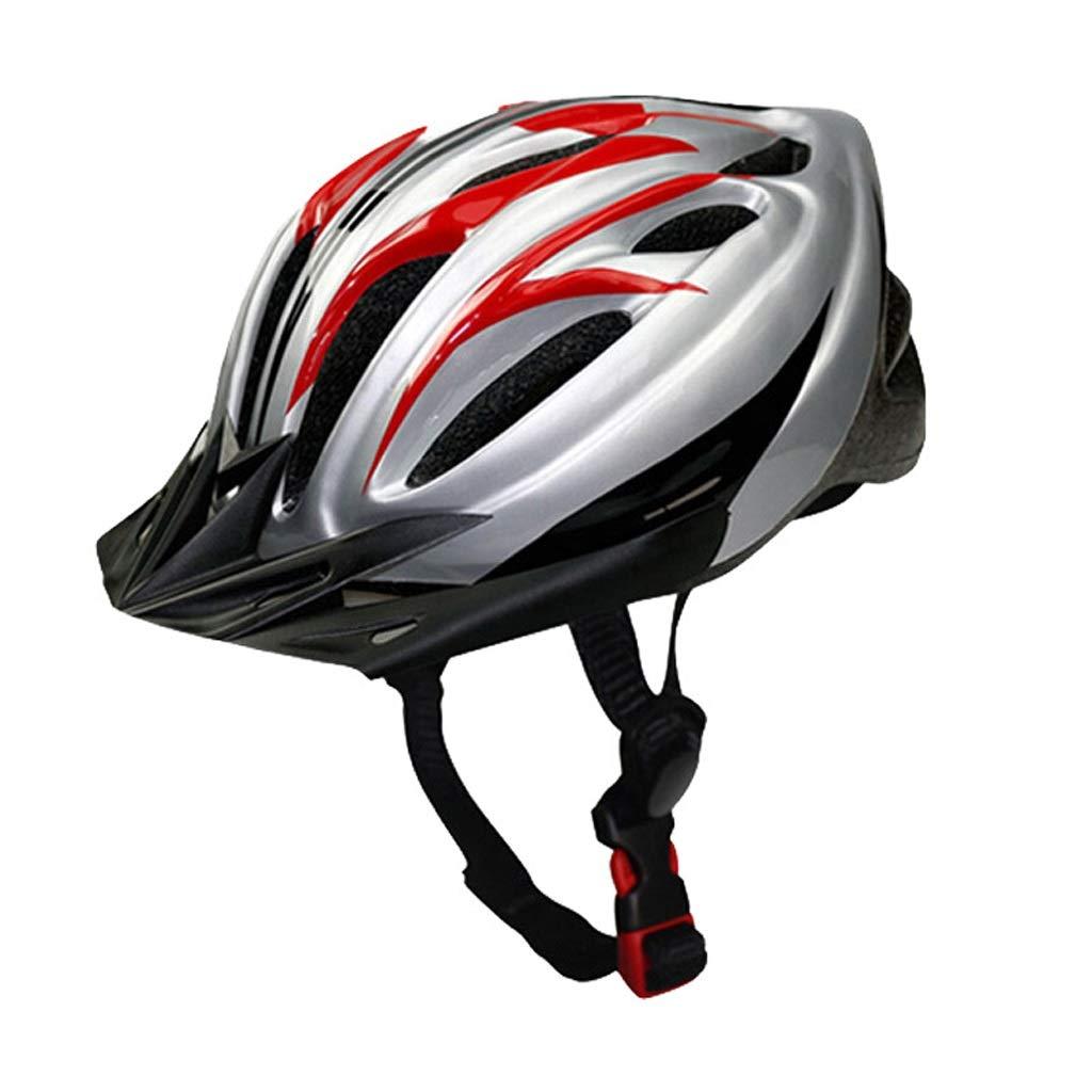 超格安一点 サイクリングマウンテンバイク安全ヘルメット大人自転車ヘルメット男性と女性非統合ヘルメットキャップ大人乗馬ギアL 57-62 B07PJKFWY9 cm B07PJKFWY9 Red Red cm Red, 紙通販ダイゲン:e9e0375f --- a0267596.xsph.ru