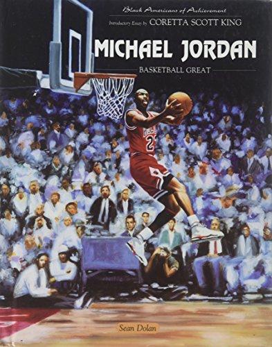 Books : Michael Jordan (Black Americans of Achievement)
