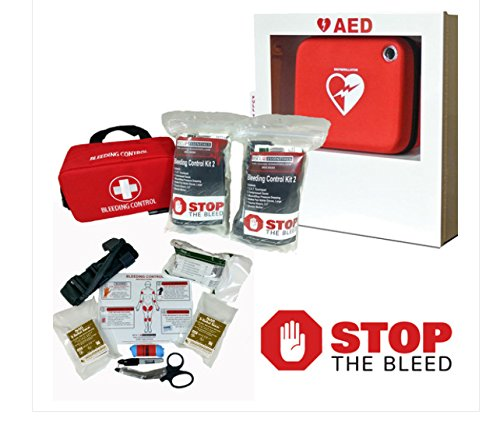 BLEEDING CONTROL KIT - PUBLIC ACCESS by Rescue Essentials