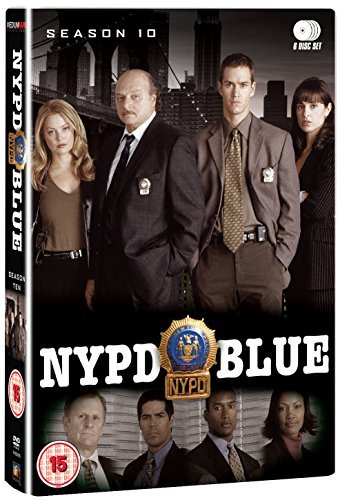 Price comparison product image NYPD Blue Complete Season 10 [DVD] [Import anglais] by Dennis Franz