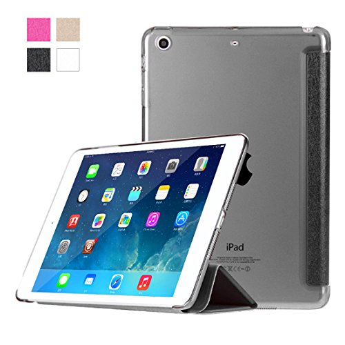 Ultrathin Translucent Frosted Plastic Case for iPad mini 1 / 2 / 3 - 2