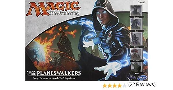 Hasbro Magic - Juego de Mesa táctico Arena de los ...
