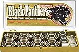 SHORTYS BLACK PANTHERS CERAMIC BEARINGS single set