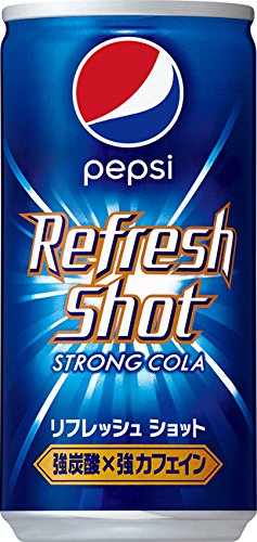 X30 This Pepsi refresh shot 200ml cans by Pepsi