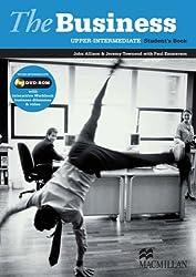 The Business Upper-intermediate: Student's Book DVD ROM Pack