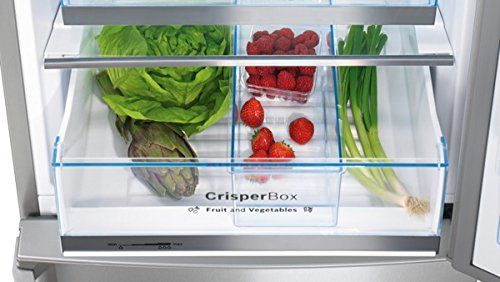 Bosch Kühlschrank Immer Wasser Unter Gemüsefach : Bosch kge39ai40 serie 6 kühl gefrier kombination smartcool a