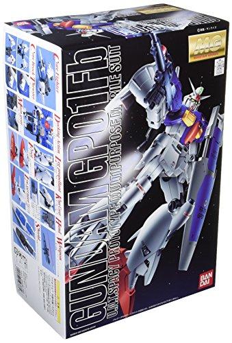 Bandai Hobby GP01Fb Gundam Bandai Master Grade Action Figure