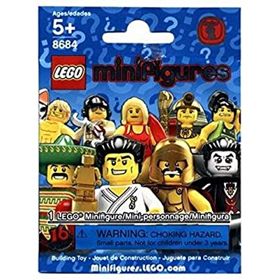LEGO Minifigures Series 2 Cop: Toys & Games