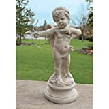 Cupids Message Of Love Statue Design Cupid Statue Cupid Garden Statue