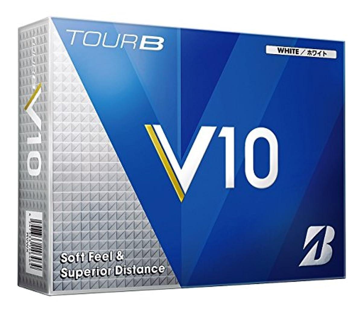 [해외] 브리지스톤 골프공 TOUR B V10 12개입 2종