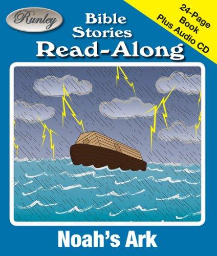 Noah's Ark Read-Along Storybook and CD