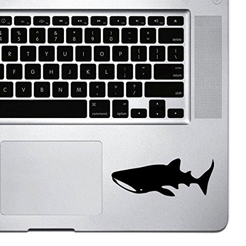 shark laptop decal - 2