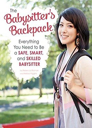 Babysitters Backpack Everything Skilled Babysitter