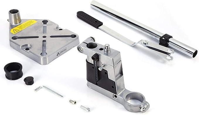 Soporte para taladradora, soporte ajustable, broca de mesa soporte ...
