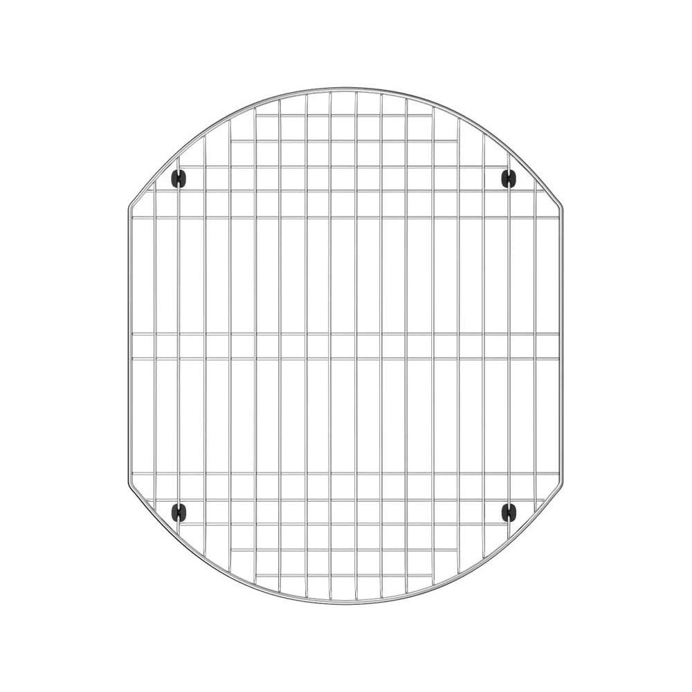 MR Direct 6006-KO-G Stainless Steel Kitchen Sink Grid, comparable with the Kohler K-6006-ST Chrome finish